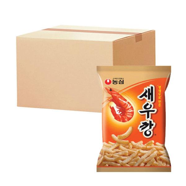 농심 새우깡 90g X 20개 BOX 상품이미지
