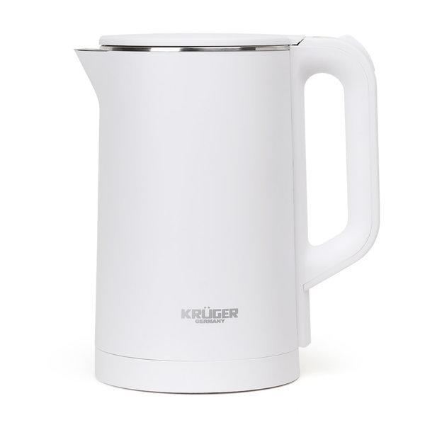 크루거 2L 이중단열 무선 전기포트/커피포트 추석특가 상품이미지