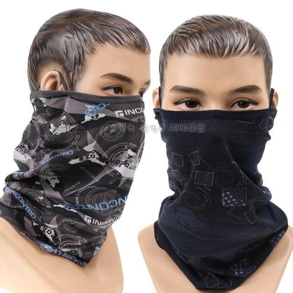 DS 귀걸이 기모 멀티스카프 방한마스크 방한 멀티밴드 상품이미지