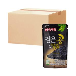 [삼육검은콩두유]삼육 검은콩앤칼슘 190ml 60팩
