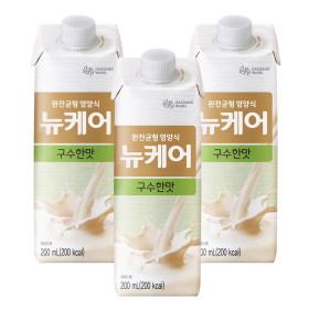 뉴케어 구수한맛 200ml x 30팩 /환자식 균형영양식