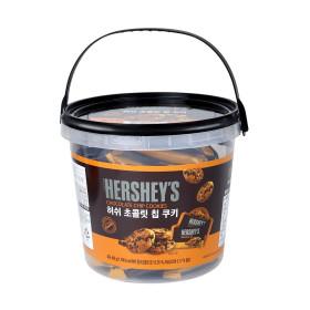 초콜릿칩 쿠키 480g / 40개(대형통) 1통