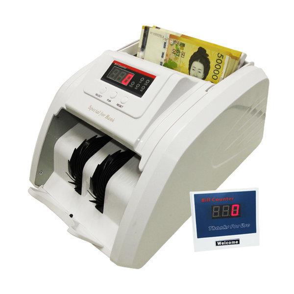 지폐계수기/LS-528/일반/위폐감지/신속/정확/빠른배송 상품이미지