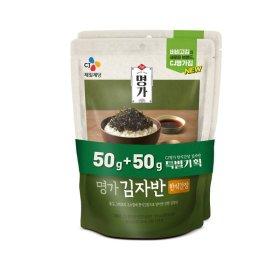 (행사상품)CJ_비비고_한식간장김자반_50gx2봉