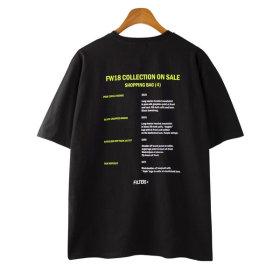 여자 빅사이즈 반팔티 커플티 여성 여름 티셔츠 3165