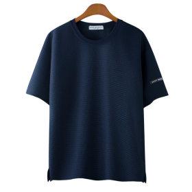 Women/Large/Waffles/Short-Sleeve Tee/Summer/Couple T-Shirts/Plain T-Shirts