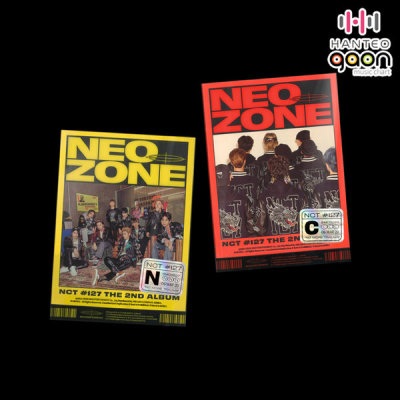 [NCT127]Official 2nd Album NEO ZONE