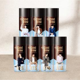 BTS 콜드브루 아메리카노 270ml 랜덤배송 8+4