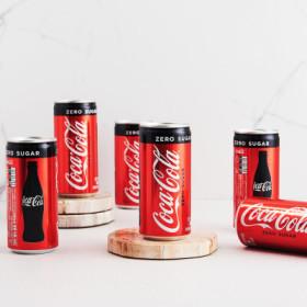 코카콜라제로 215ML 6입캔