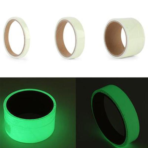 (핫트랙스) 야간 빛 반사 야광 시트지 스티커 테이프 1cm (3m) 상품이미지