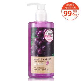 Large Hand Sanitizer Grape Scent/Hand Sanitizer Gel/Hand Sanitizer/Sanitizer