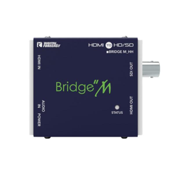 브릿지 MHH HDMI to SDI 영상컨버터 듀얼 스케일러 상품이미지
