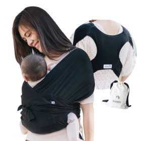 Konny Baby Carrier Original Black