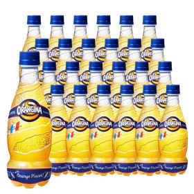 오랑지나 420ml 20입 1박스 /오렌지맛 탄산