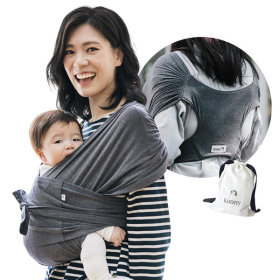 Konny Baby Carrier Original Charcoal