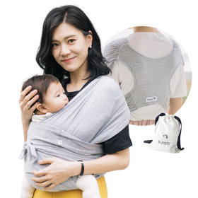 Konny Baby Carrier Original Grey