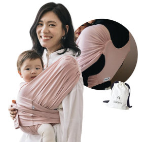 Konny Baby Carrier Original Pink