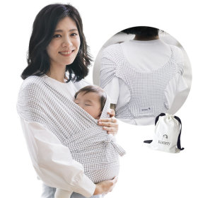Konny Baby Carrier Original Grid