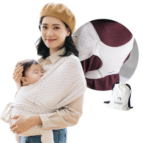 Konny Baby Carrier Original WineDot