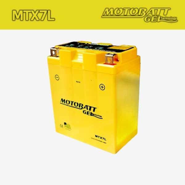 벤리110 모토뱃젤배터리 MTX7L 12V 7AH YTX7L-BS 상품이미지