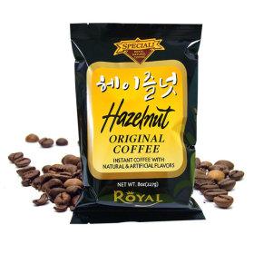 로얄 헤이즐넛향 커피 227g/ 약 3개월분/ 원두커피