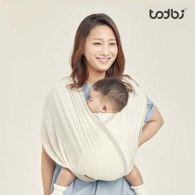 링슬링 아기띠 신생아슬링아기띠 포대기 메쉬