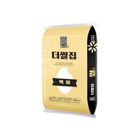 (21년산/혼합/보통)   더쌀집 백미 10KG/박스포장