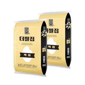(21년산/혼합/보통)   더쌀집 백미 20KG/박스포장