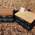 코스트코 캠핑 폴딩박스 상판 테이블