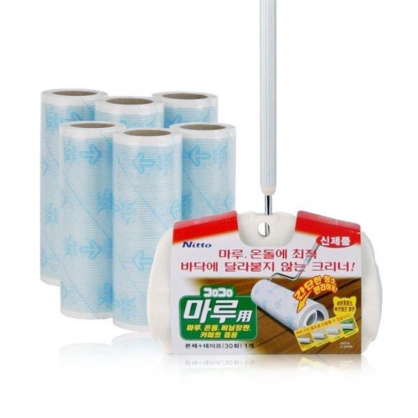 갤러리아  고로고로 테이프크리너-5)멀티크리너본체+리필2세트(무료배송) 상품이미지