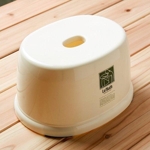 롯데 로베스 목욕의자(소) / 플라스틱 욕실의자 상품이미지