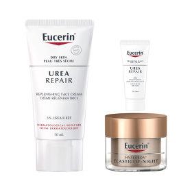 유세린 5% 우레아 리페어크림 +정품 클렌징폼+샘플증정