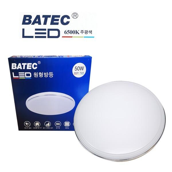 바텍 삼정전기 LED 원형방등 안방등 방등 50W 60W 상품이미지