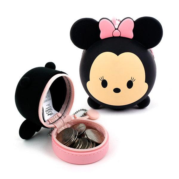 미니 실리콘 동전파우치 디즈니 캐릭터 동전지갑 상품이미지