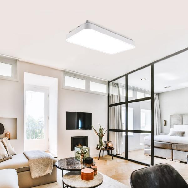LED거실등/방등/조명 시스템 거실2등 60W 삼성칩 상품이미지