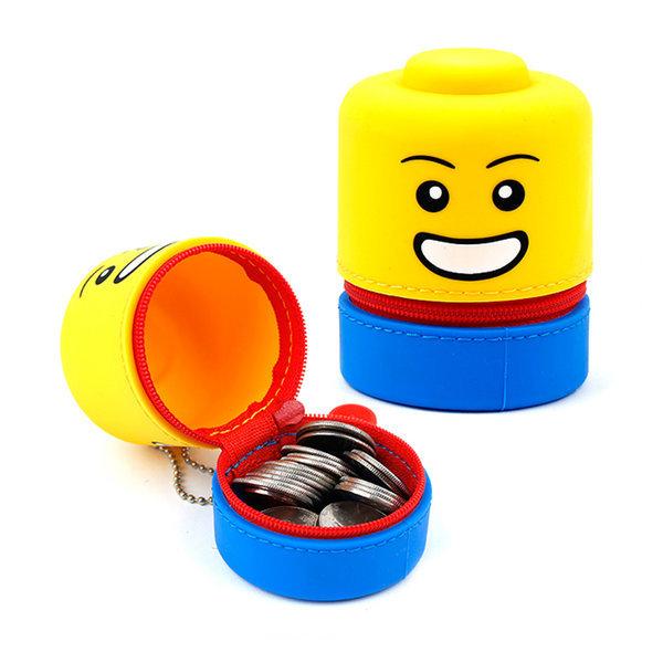 옥스포드 실리콘 동전파우치 디즈니 캐릭터 동전지갑 상품이미지