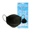 KF94 마스크 일회용마스크 소형 20매 (블랙)
