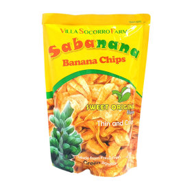 필리핀 직수입1봉 사바나나칩 방송소개 간식 과자
