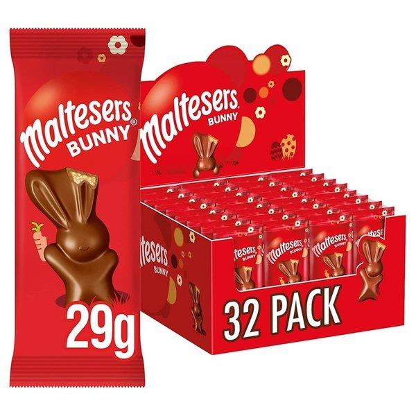 Maltesers Bunny 몰티져스 버니 토끼초콜릿 29g 32개 상품이미지