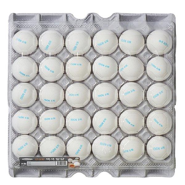 H 신선한 백색 달걀 30구A 상품이미지