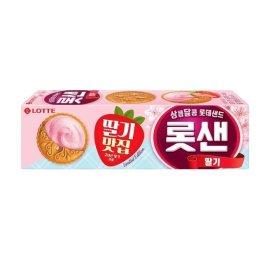 (10+1)롯데_롯데샌드딸기_75G