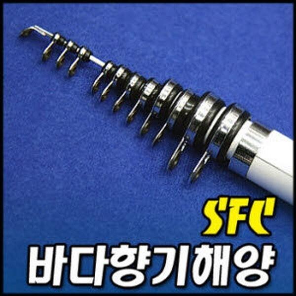 SFC 해향기 바다낚시대/바낙스 아트로S 릴세트 상품이미지
