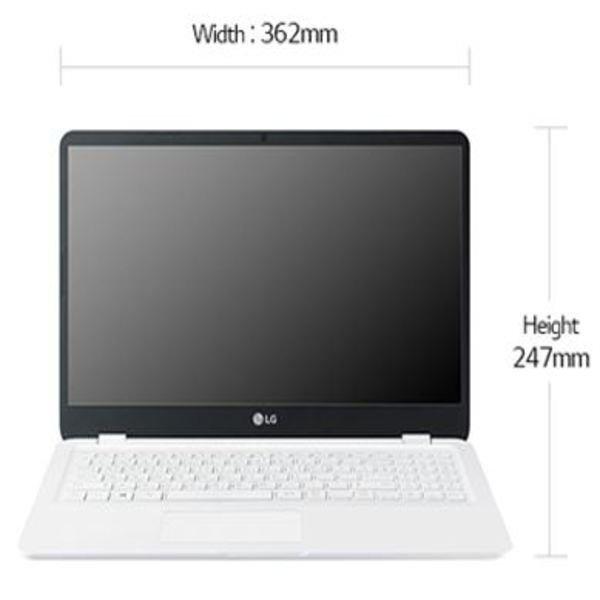 LG 노트북 울트라 그램 Win10 15U590-KP76ML 상품이미지
