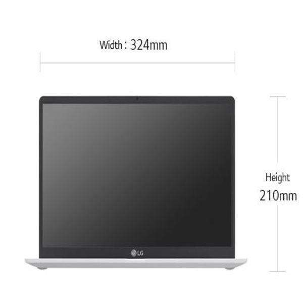 LG 노트북 10세대 그램14Z90N-VP50ML 상품이미지