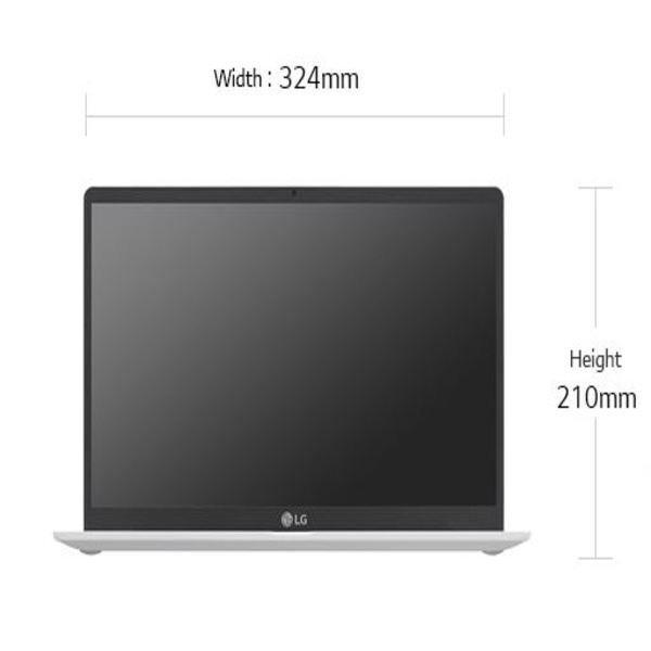 LG 노트북 10세대 그램14Z90N-VR50ML 상품이미지