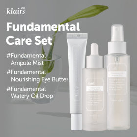 Klairs/  Fundamental Care Set/ Anti aging/ calming