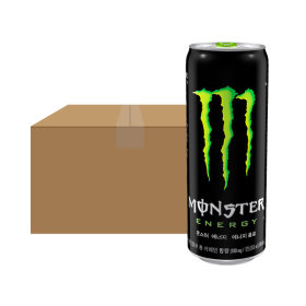 몬스터 에너지 그린 355CAN X24 1박스