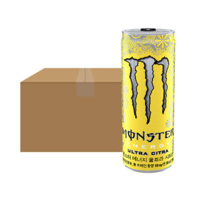 몬스터 에너지 시트라 355ml x 24캔