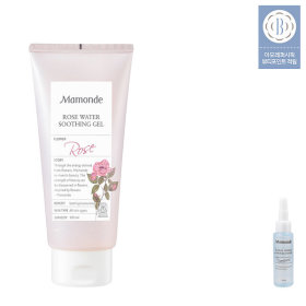 Rose Water Soothing Gel 300ml/ Moisture Cream_Official Mall