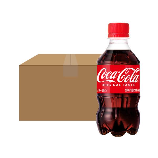 코카콜라 300ml 24PET 1박스 상품이미지